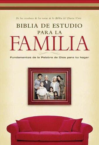 9781602550483: NVI Biblia de estudio para la familia (Spanish Edition)