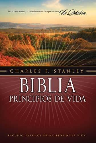 9781602550940: Biblia principios de vida del Dr. Charles F. Stanley (Spanish Edition)