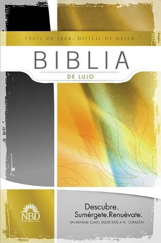 Biblia de Lujo (Spanish Edition): Not Available