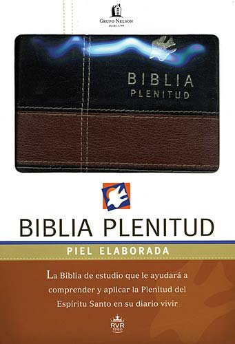 9781602552128: Biblia Plenitud Duo Tono (Spirit-Filled Life Bibles) (Spanish Edition)