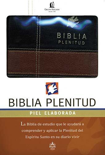 9781602552128: Biblia Plenitud Duo Tono (English and Spanish Edition)