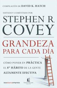 9781602552135: Grandeza para cada dia / Everyday Greatness (Spanish Edition)