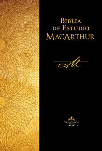 Biblia de Estudio MacArthur-Rvr 1960: John MacArthur