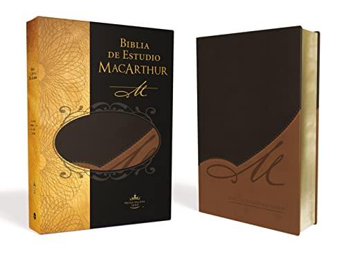 9781602552968: Biblia de estudio MacArthur (Spanish Edition)