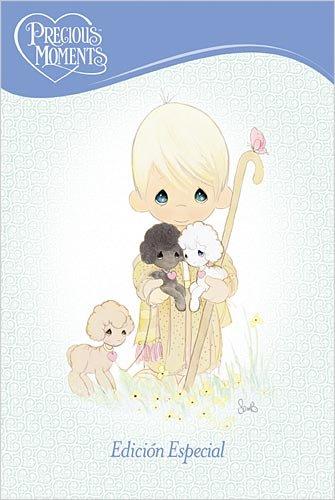 Biblia Precious Moments - Blanca (Spanish Edition): Thomas Nelson
