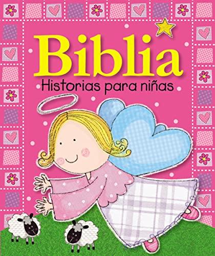 9781602553231: Biblia historias para niñas (Spanish Edition)