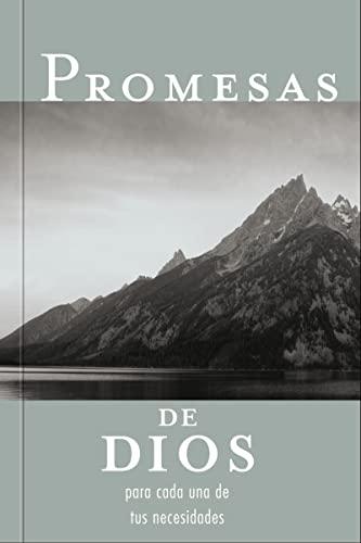 Promesas de Dios para cada una de tus necesidades (Spanish Edition) (1602553513) by Countryman, Jack