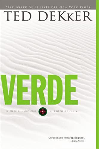 Verde: El circulo libro cero: El comienzo: Ted Dekker