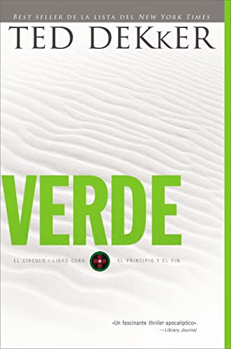 9781602554207: Verde / Green (Circle Trilogy) (Spanish Edition)
