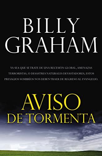 9781602554399: Aviso de tormenta (Spanish Edition)