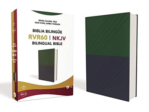 9781602554443: Biblia bilingue RVR1960 / NKJV (Spanish Edition)