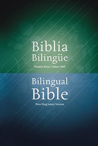 9781602554450: Biblia bilingue RVR1960 / NKJV (Spanish Edition)
