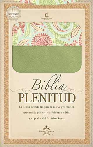 9781602554580: Biblia Plenitud / Spirit-Filled Bible: Version Reina Valera (Spanish Edition)