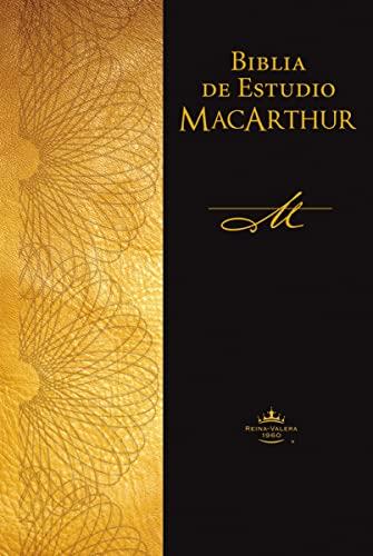 9781602557055: Biblia de Estudio MacArthur-Rvr 1960