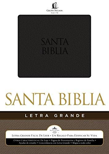 Biblia Letra Grande-Rvr 1960 (Hardcover): Rvr 1960- Reina Valera 1960