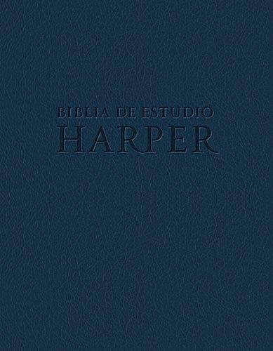 9781602557697: Biblia de estudio Harper/Harper Study Bible: Reina-Valera 1960 (Spanish Edition)