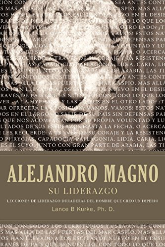 9781602558014: The Alejandro magno su liderazgo (Spanish Edition)