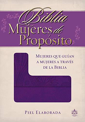 BIBLIA MUJERES DE PROPÓSITO Format: Slides