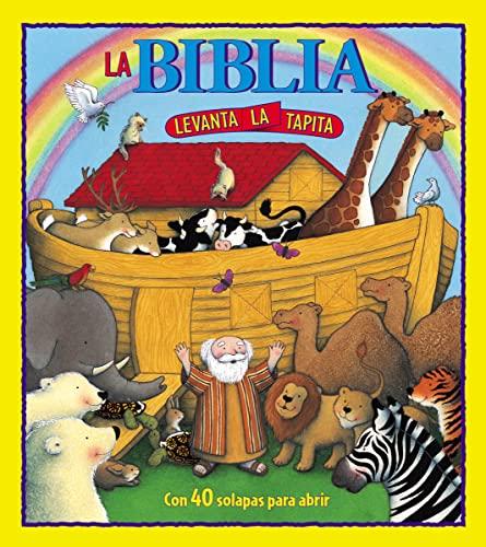 9781602558366: La Biblia Levanta La Tapita