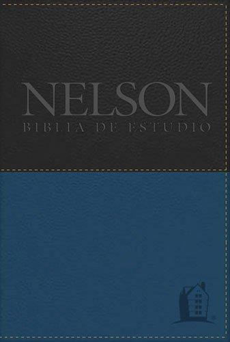 9781602559035: Biblia de estudio Nelson (Spanish Edition)