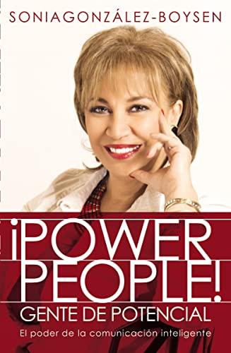 9781602559554: ¡Power People! Gente de potencial: El poder de la comunicación inteligente (Spanish Edition)