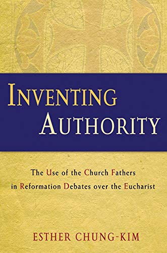 Inventing Authority: Chung-Kim, Esther