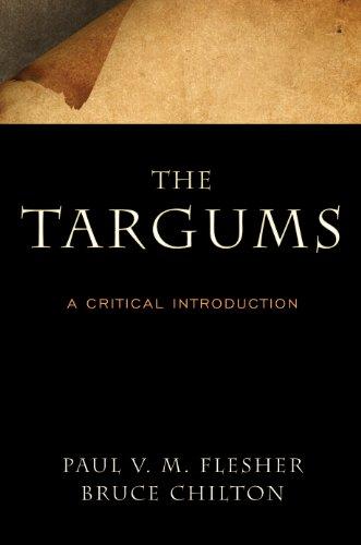 9781602583856: The Targums: A Critical Introduction