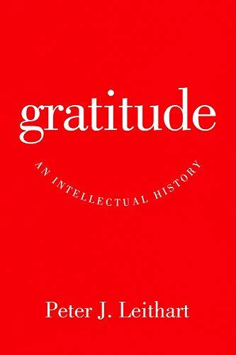 Gratitude: Leithart, Peter J.