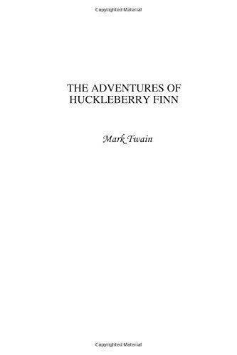 9781602590021: GradeSaver(tm) ClassicNotes The Adventures of Huckleberry Finn