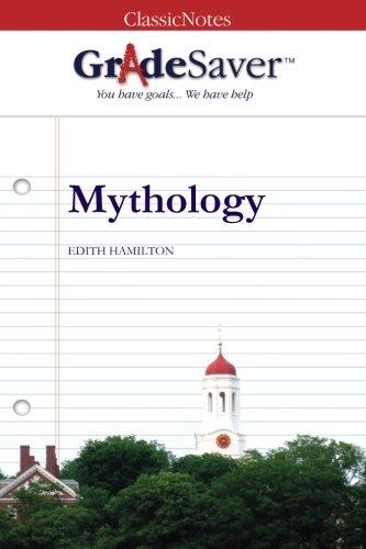 9781602591288: GradeSaver (tm) ClassicNotes Hamilton's Mythology: Study Guide
