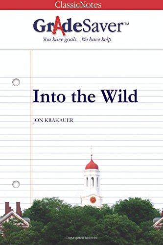 9781602592049: GradeSaver (TM) ClassicNotes: Into the Wild