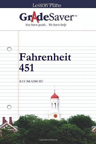 9781602592544: GradeSaver (TM) Lesson Plans: Fahrenheit 451