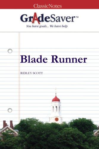 9781602593732: GradeSaver (TM) ClassicNotes: Blade Runner