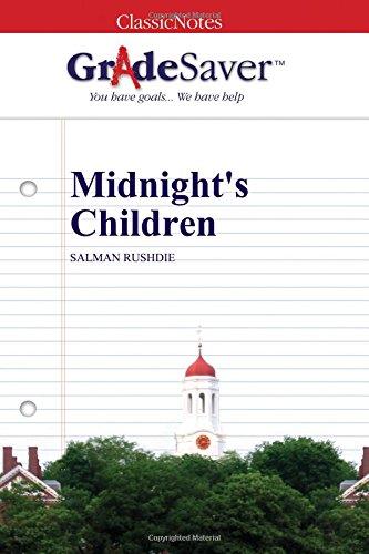 9781602595163: GradeSaver (TM) ClassicNotes: Midnight's Children