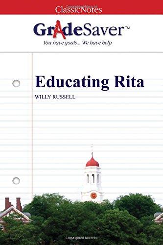 9781602595217: GradeSaver (TM) ClassicNotes: Educating Rita