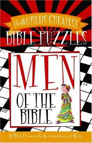 World's Greatest Bible Puzzles - Men: Barbour Publishing