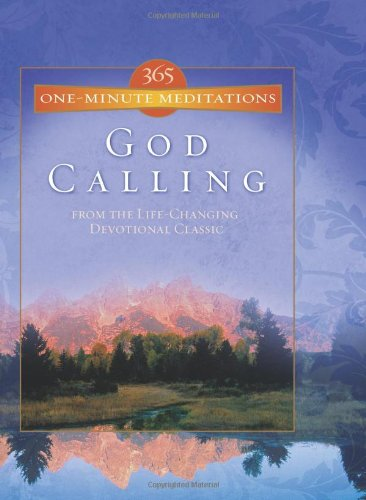 9781602600522: 365 One-Minute Meditations from God Calling