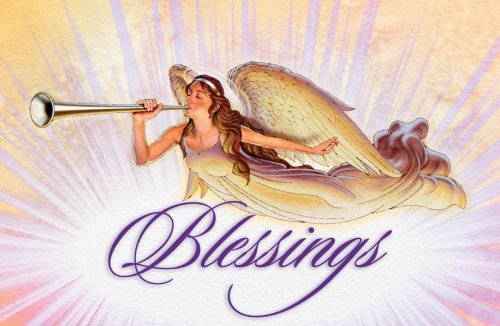 9781602601215: Blessings with Envelope (Christmas at Home - Cards)
