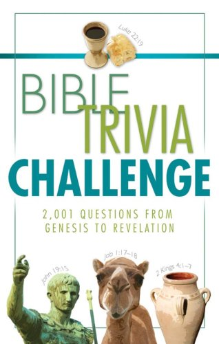 BIBLE TRIVIA CHALLENGE: Swofford, Conover, Tiner,