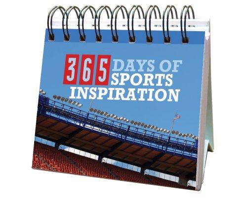 9781602601703: 365 DAYS OF SPORTS INSPIRATION (Perpetual Calendar)