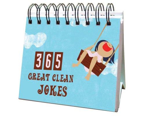 365 GREAT CLEAN JOKES (Perpetual Calendar): Publishing, Barbour
