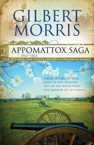Appomattox Saga Collection 2: Land of the: Morris, Gilbert