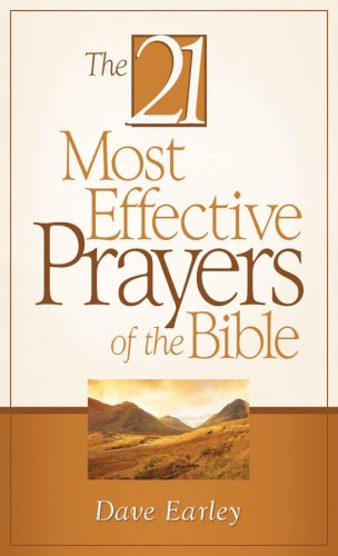 9781602602168: 21 Most Effective Prayers of The Bible