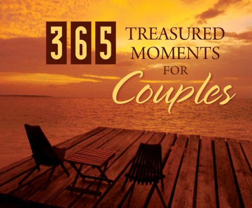 365 Treasured Moments For Couples (365 Perpetual Calendars)
