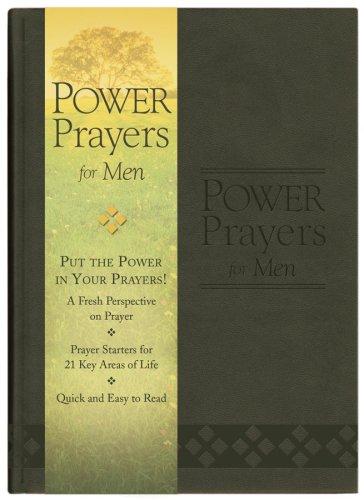 9781602604483: Power Prayers for Men: Gift Edition