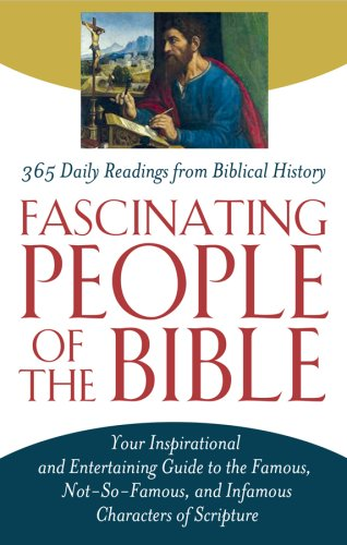 9781602604544: Fascinating People of the Bible