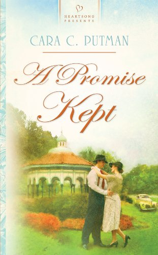 9781602605039: A Promise Kept (HEARTSONG PRESENTS - HISTORICAL)
