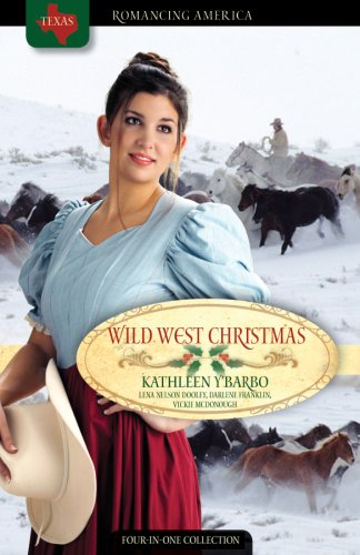 Wild West Christmas: Charlsey's Accountant/Plain Trouble/A Breed: McDonough, Vickie; Y'Barbo,