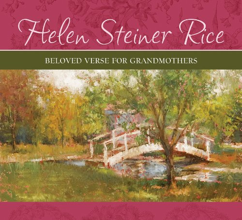 9781602605855: Beloved Verse for Grandmothers (Helen Steiner Rice Collection)