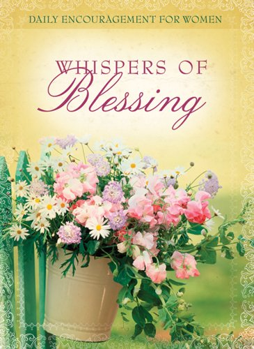 9781602606128: Whispers of Blessing (Whispers (Barbour))